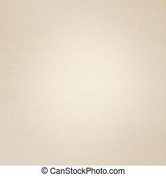 papel, o, plano de fondo, textura