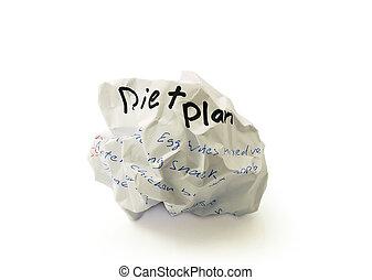 papel, palabras, pelota, arrugado