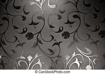 papel parede, texture., closeup.