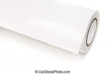 papel, producto, impresión, papel
