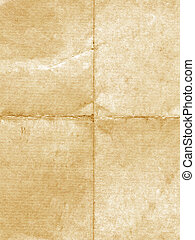 papel, sujo, superfície, textura