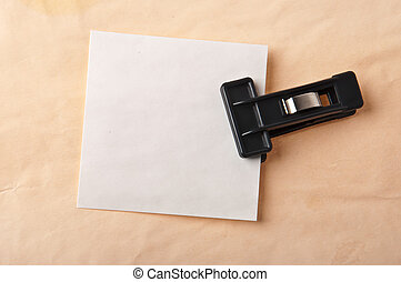paper and office clip