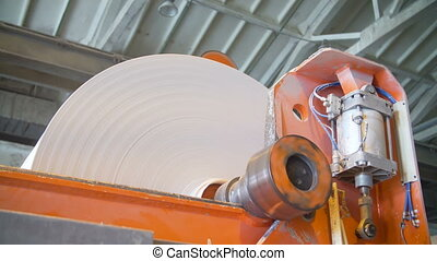 Paper and pulp mill machinery