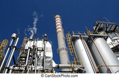 Paper and pulp mill - Power Plant - Paper and pulp mill -...