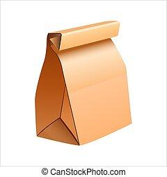 paper bag for food packaging