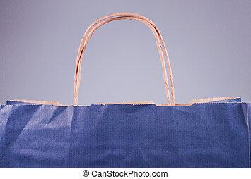 Paper bag  fragment