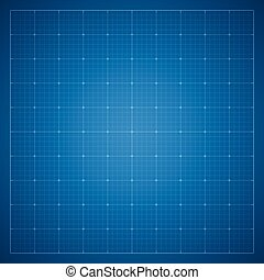Paper blueprint background. Drawing paper for architectural...