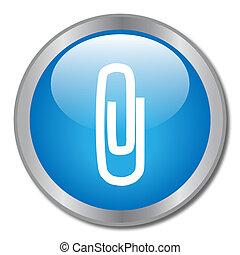 Paper Clip Button