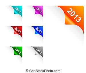 Paper corners 2013