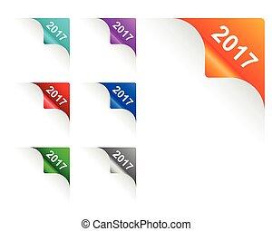 Paper corners 2017