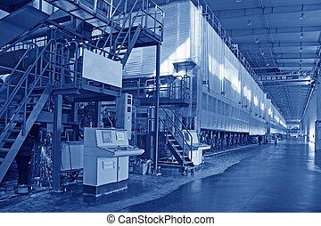 paper enterprises production