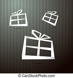 Paper Gift, Present Boxes