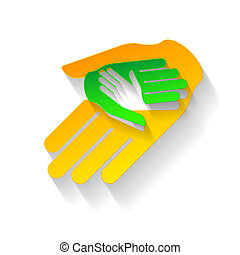 Paper hands