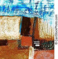 paper., media., eps, originale, fondo., vettore, mescolato, 8, version., pittura, astratto