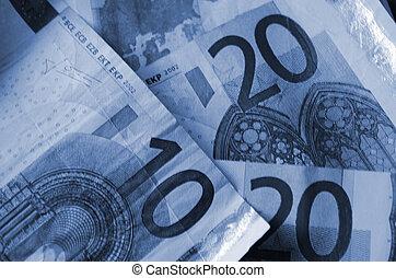 Paper money - European paper money