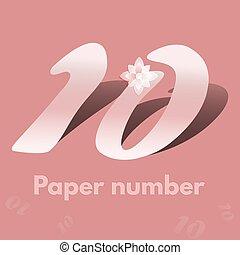 Paper number 10