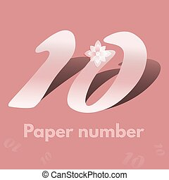 Paper number 10