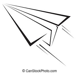 Paper Plane Symbol