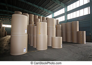 paper products enterprise warehouse