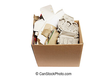 Paper Products for Recycle