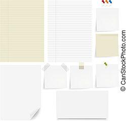 Paper Set