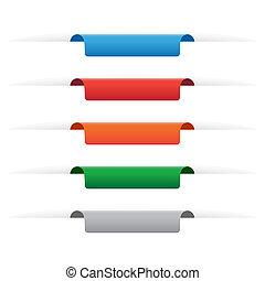 Paper tag labels