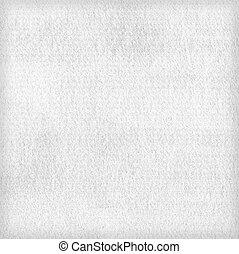 Paper texture of white color. Closeup