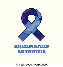 papercut, artritis, rheumatoid, conocimiento, cinta