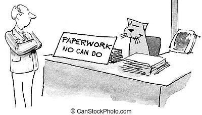 Paperwork Stops Here