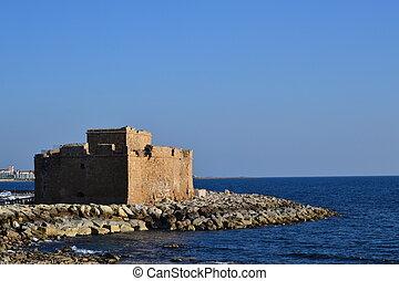 Paphos venetians Castle, Cyprus