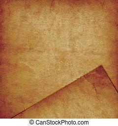 Papier, altes, pergament