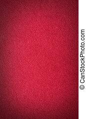 papier, arrière-plan rouge