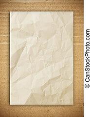 papier, carton
