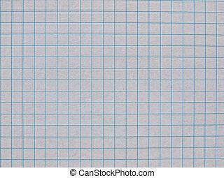 papier, checkered, beschaffenheit, hintergrund