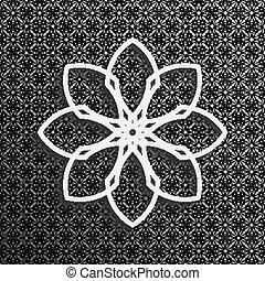 d coratif eps10 dentelle ornement mandala vecteur clip art vectoriel rechercher des. Black Bedroom Furniture Sets. Home Design Ideas