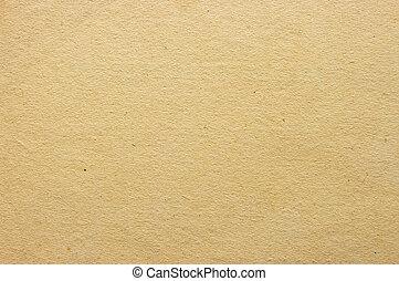 papier, granuleux