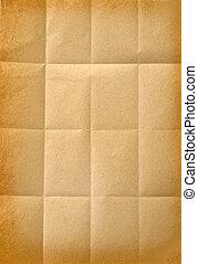 papier, oud, 4, textuur