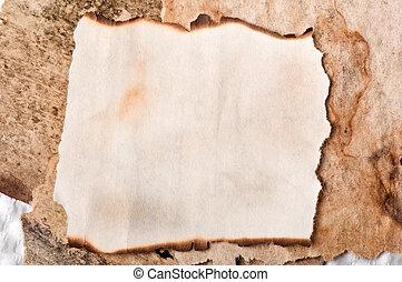 papier, oud