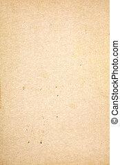 papier, oud, textuur, achtergrond