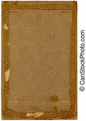 papier, ouderwetse , 1920's