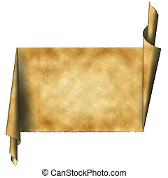 papier, ouderwetse , boekrol