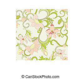 papier peint, original, seamless