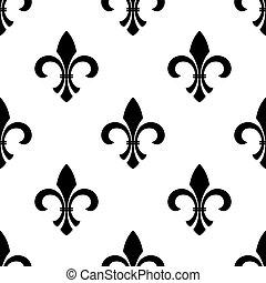 papier peint vector lys de fleur fond clip art vectoriel rechercher des dessins et des. Black Bedroom Furniture Sets. Home Design Ideas