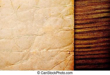Papier, pergament
