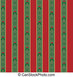 papier, seamless, weihnachten