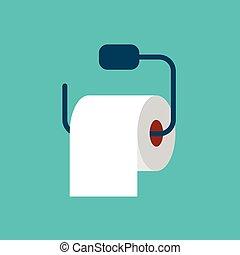papier soie, toilette