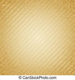 papier, strepen, bruine