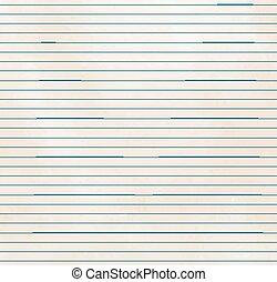 papier, texture., lined