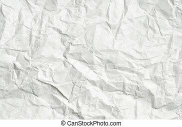 papier, texture.
