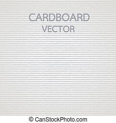 papier, textuur, karton